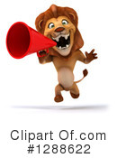 Lion Clipart #1288622 by Julos