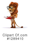 Lion Clipart #1289410 by Julos