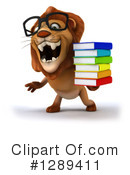Lion Clipart #1289411 by Julos