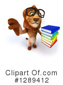 Lion Clipart #1289412 by Julos