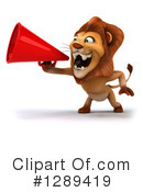 Lion Clipart #1289419 by Julos