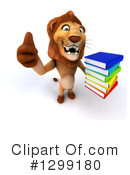Lion Clipart #1299180 by Julos