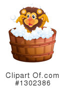 Lion Clipart #1302386 by Graphics RF