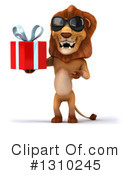 Lion Clipart #1310245 by Julos