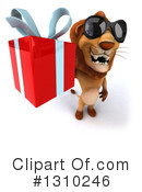 Lion Clipart #1310246 by Julos