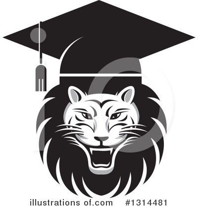 Lion Clipart #1314481 by Lal Perera