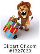 Lion Clipart #1327039 by Julos