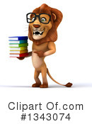 Lion Clipart #1343074 by Julos