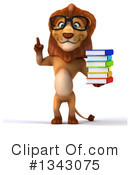 Lion Clipart #1343075 by Julos