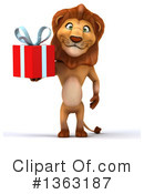 Lion Clipart #1363187 by Julos