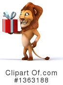 Lion Clipart #1363188 by Julos