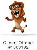 Lion Clipart #1363192 by Julos