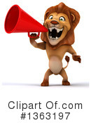 Lion Clipart #1363197 by Julos