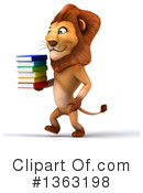 Lion Clipart #1363198 by Julos