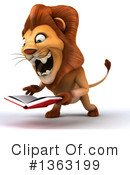 Lion Clipart #1363199 by Julos