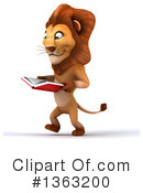Lion Clipart #1363200 by Julos