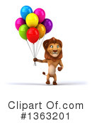 Lion Clipart #1363201 by Julos