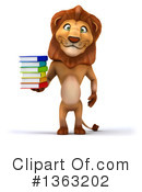 Lion Clipart #1363202 by Julos
