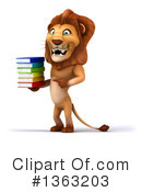 Lion Clipart #1363203 by Julos