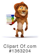 Lion Clipart #1363204 by Julos