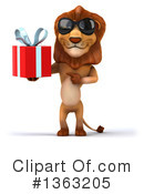 Lion Clipart #1363205 by Julos