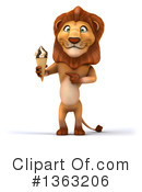 Lion Clipart #1363206 by Julos