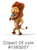 Lion Clipart #1363207 by Julos