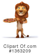 Lion Clipart #1363209 by Julos