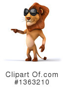 Lion Clipart #1363210 by Julos