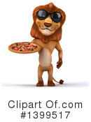 Lion Clipart #1399517 by Julos