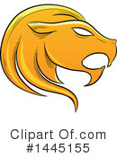 Lion Clipart #1445155 by cidepix