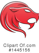 Royalty-Free (RF) Lion Clipart Illustration #1445156