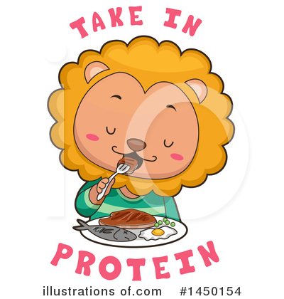 Lion Clipart #1450154 by BNP Design Studio