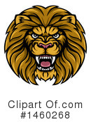 Lion Clipart #1460268 by AtStockIllustration