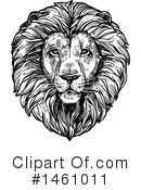 Lion Clipart #1461011 by Vector Tradition SM