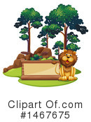 Lion Clipart #1467675 by Graphics RF