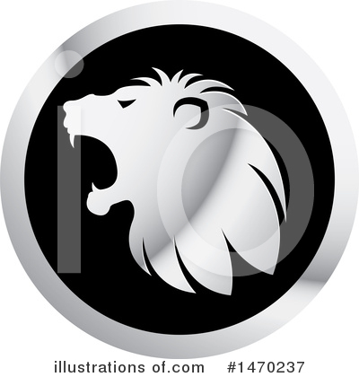 Lion Clipart #1470237 by Lal Perera