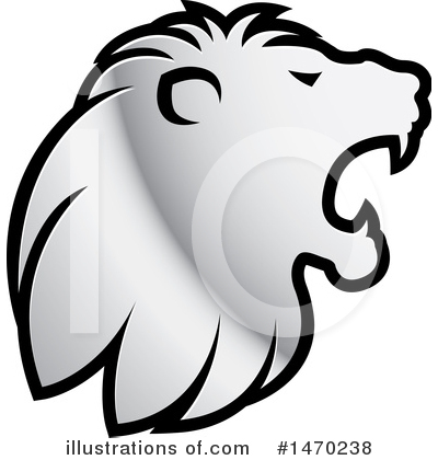 Lion Clipart #1470238 by Lal Perera