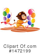 Lion Clipart #1472199 by Graphics RF