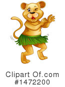 Lion Clipart #1472200 by Graphics RF