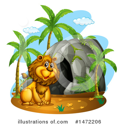 Cave Clipart #1472206 by Graphics RF