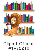Lion Clipart #1472210 by Graphics RF
