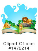 Lion Clipart #1472214 by Graphics RF