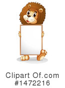 Lion Clipart #1472216 by Graphics RF