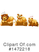 Lion Clipart #1472218 by Graphics RF