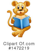 Lion Clipart #1472219 by Graphics RF
