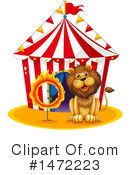 Lion Clipart #1472223 by Graphics RF