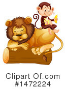 Lion Clipart #1472224 by Graphics RF