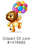 Lion Clipart #1476882 by Graphics RF