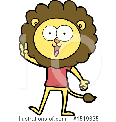Lion Clipart #1519635 by lineartestpilot